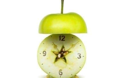 Comer a la hora adecuada: crononutrición