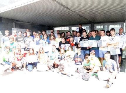 Torneo de Pádel Semprun en Pamplona