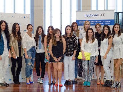 Hedonai, patrocinador de PONMO Pontevedra Moda