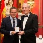 El doctor Elías del Río recibe la medalla de oro, blog Hedonai