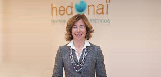 María Subrá recibe el premio a la mejor directiva del año, blog hedonai